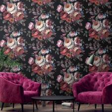 Цветы, текстуры и дамаски
